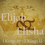 Elijah and Elisha 1